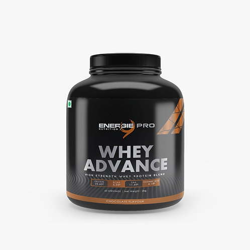 Energie PRO Whey Advance Chocolate Flavour 2kg