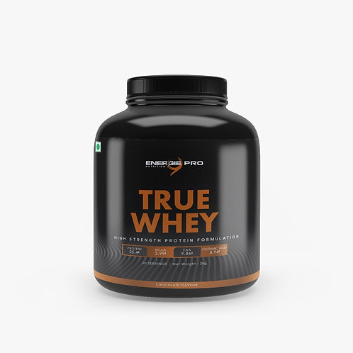 Energie PRO True Whey Chocolate 2kg
