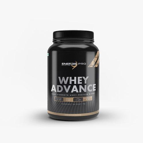 Energie PRO Whey Advance Cafe Mocha Flavour 1kg