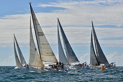 A great start to Sunshine Coast Ocean Regatta 2017!