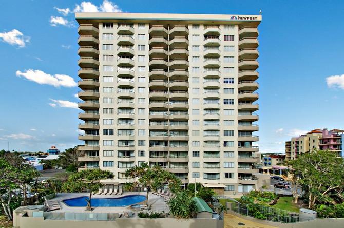 Accomodation for SCOR: Newport Mooloolaba Apartments