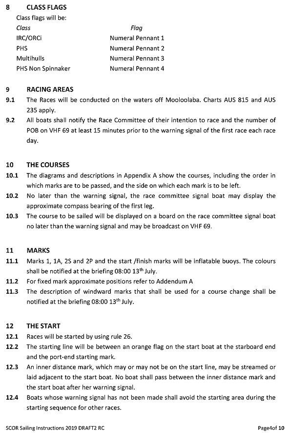 SCOR 2019_4 Sailing Instructions 13&14Ju