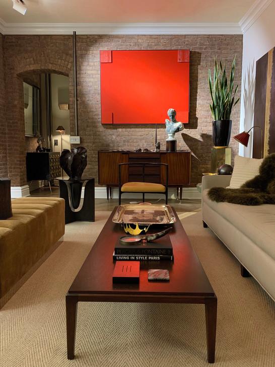 Greenwich Village Apartment, New York City