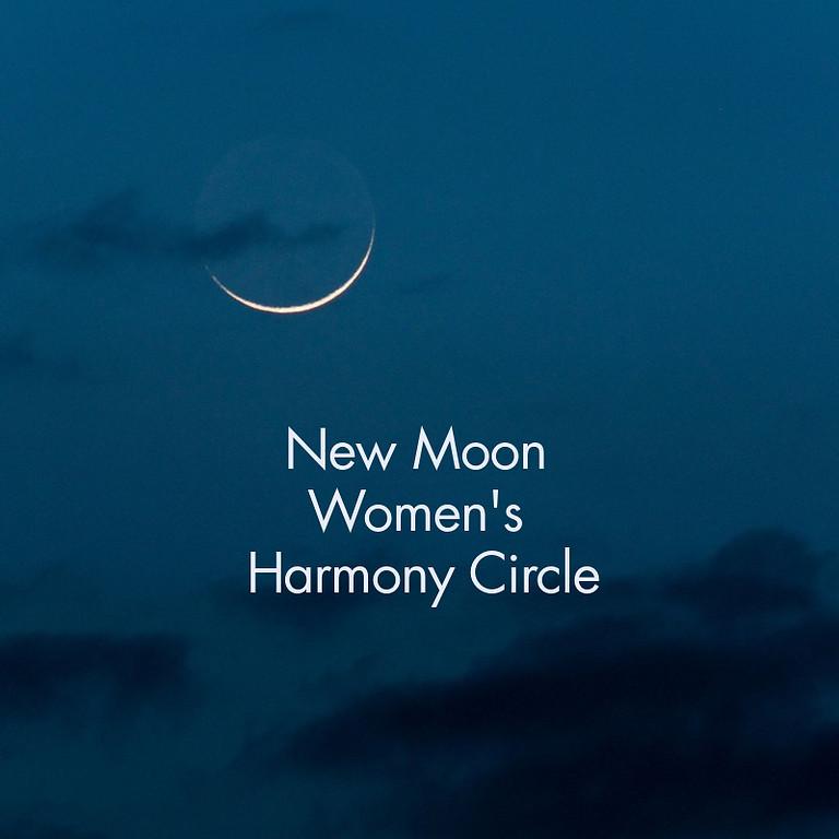 New Moon Harmony Circle