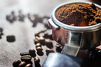 Gemahlenen Kaffee