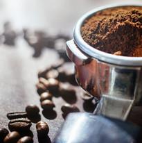 Frisk malet kaffe