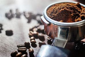 Barista operated coffee machines