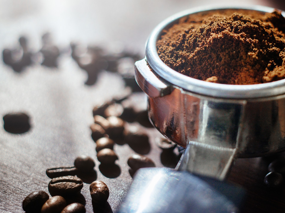 Aromatischer Café
