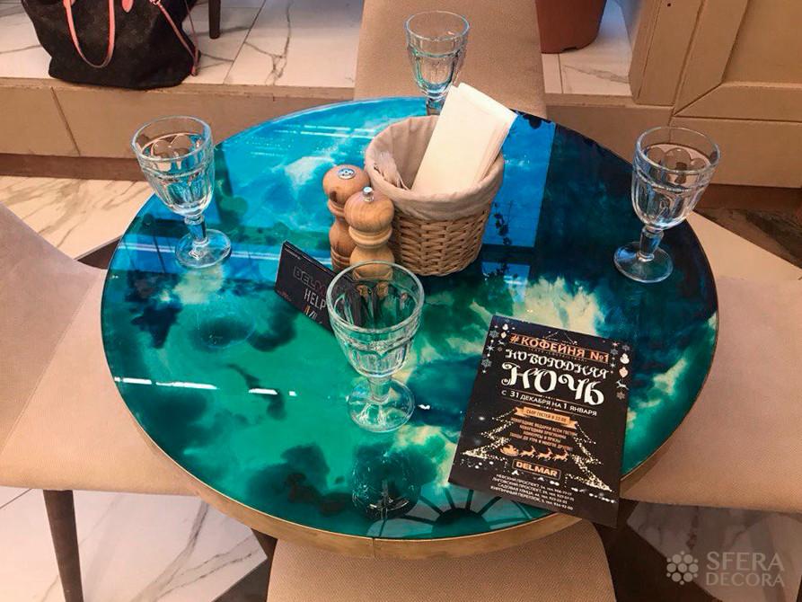 Акриловые столы