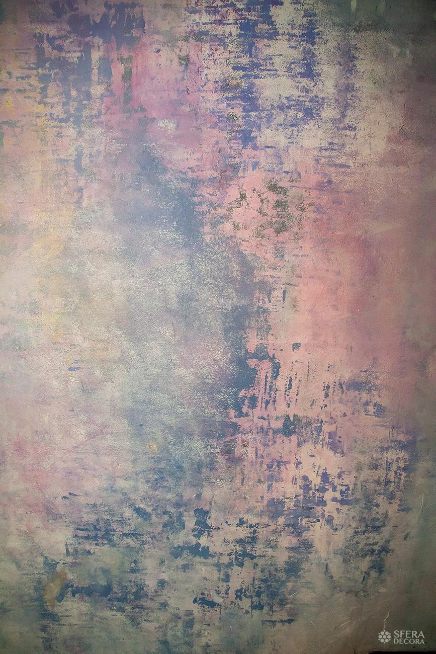Художественная покраска стен
