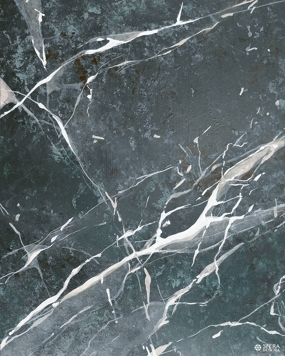 Штукатурка стен под натуральный камень