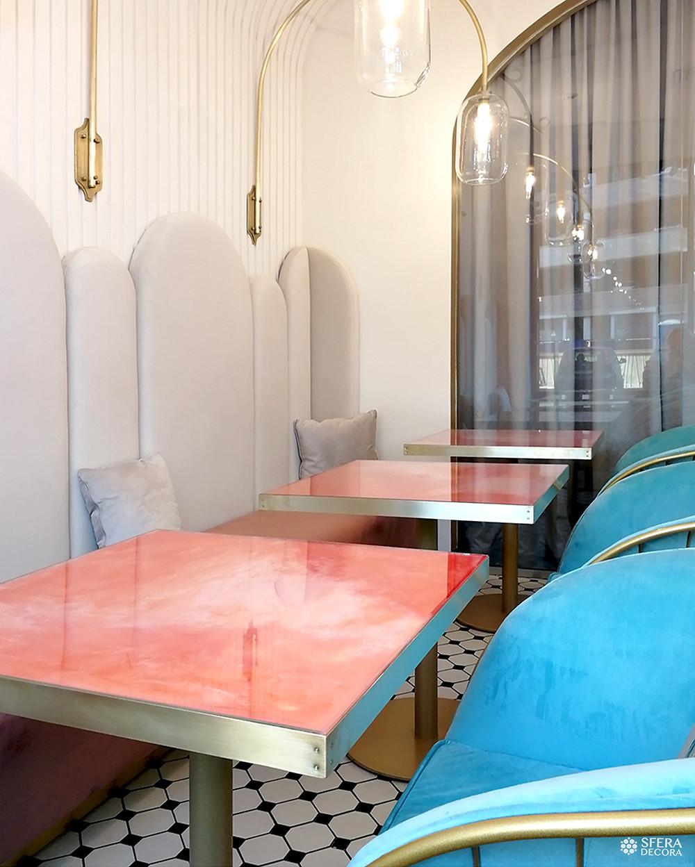 Акриловые столы на заказ