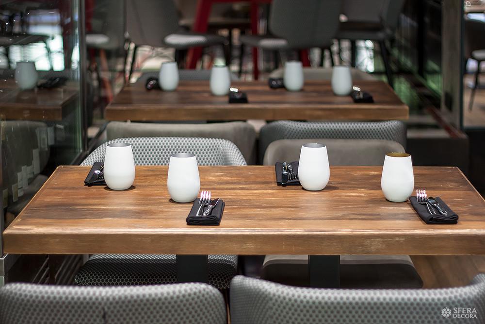 Мебель для кафе и ресторанов в СПб