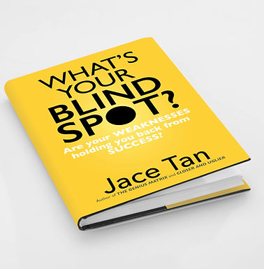 E-Book: What's your Blind Spot?