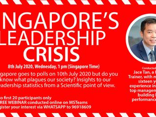 Singapore's Leadership Crisis