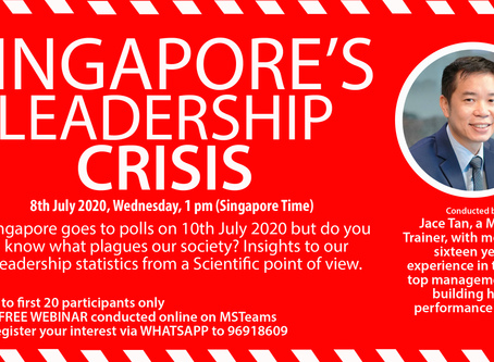 Singapore Leadership Crisis