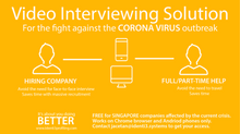 FREE Video Interviewing Solution for Singapore Companies