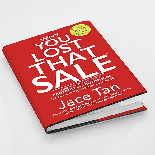 Why You Lost That Sale (Soft Copy)
