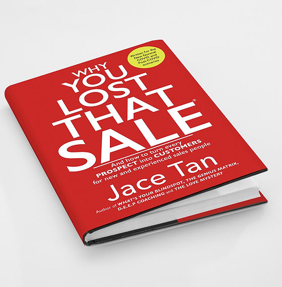 Why You Lost That Sale- Book Cover-small