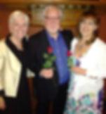 Happy couple after premarital counseling by Jody Stevenson