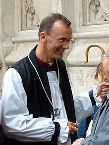 El Obispo John Inge