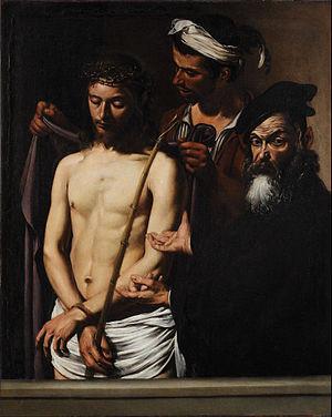 Ecce Homo-Caravaggio