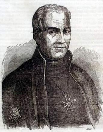 JOAQUIN LORENZO VILLANUEVA Y ASTENGO. (1757-1837).