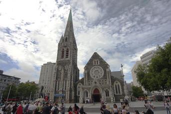 Los líderes de la Iglesia del Reino Unido apoyan a los musulmanes de Nueva Zelanda después de los ho
