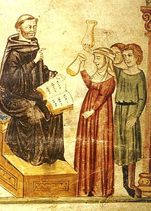 Constantine the African was a physician who converted to Christian-Catholicism from Sunni Islam.