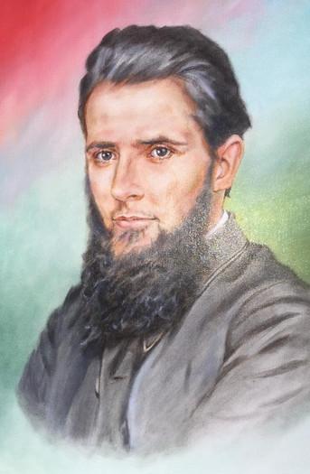 El Reverendo Lewen Street Tugwell