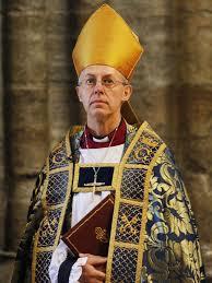 Carta de Navidad del Arzobispo de Canterbury