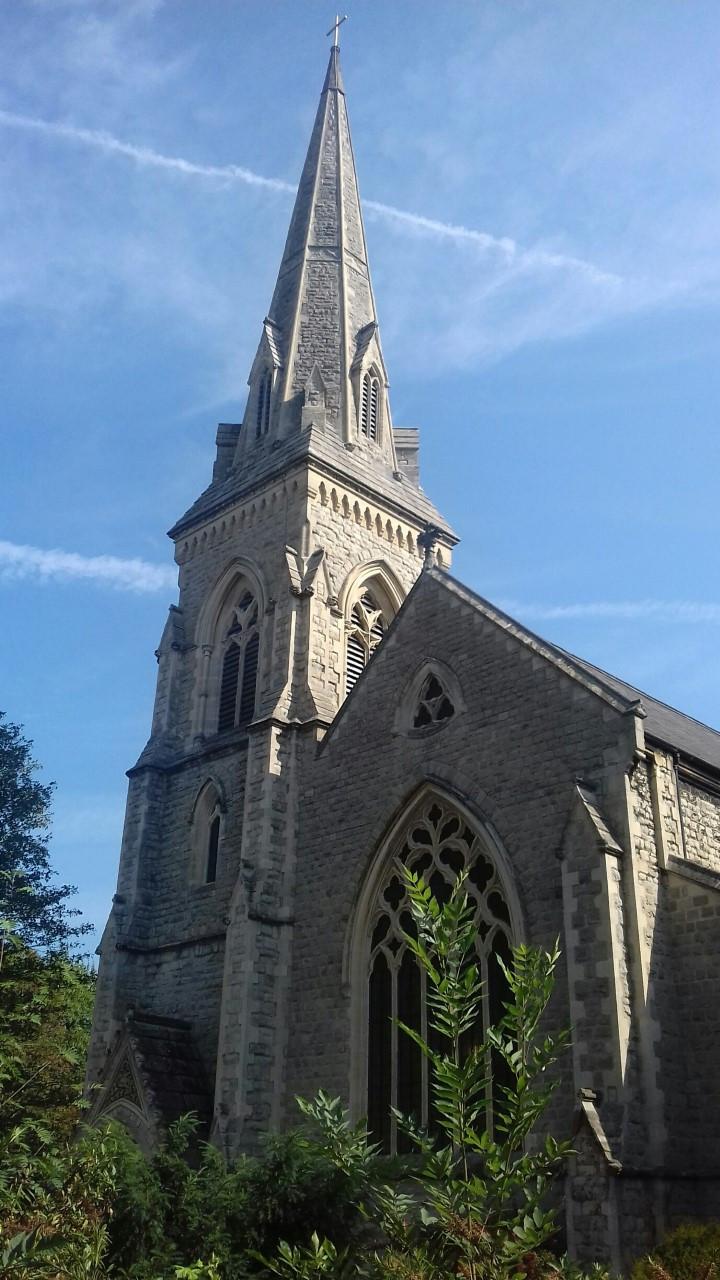 Iglesia de Saint Luke, Holloway