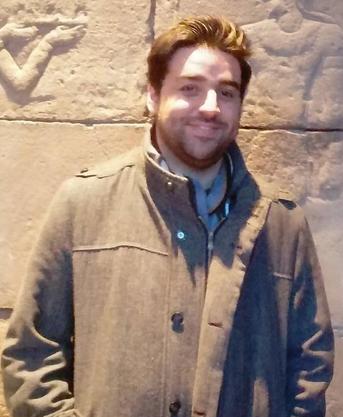 Entrevista a Rubén Baidez Legidos