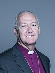Nick Baines, Obispo de Leeds
