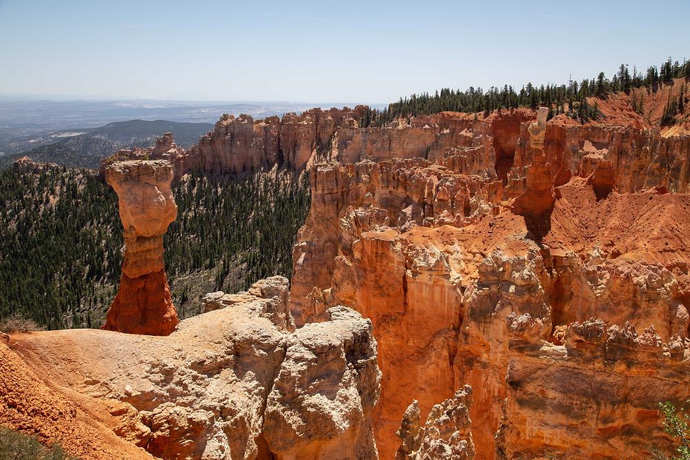 Agua Canyon Viewpoint, Bryce Canyon National Park, Utah