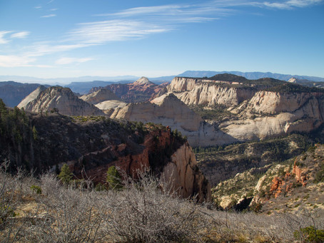 Hiking the West Rim Trail - Zion National Park