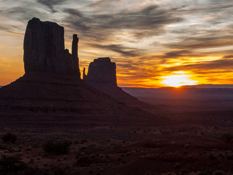 Monument Valley - Almost Utah And Worth Crossing the Border