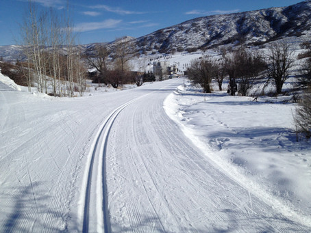 Cross-Country Ski Like an Olympian at Soldier Hollow