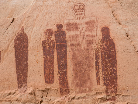 Horseshoe Canyon, Utah's Most Famous Art Gallery