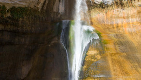 Don't Put This Lower On The List - Lower Calf Creek Falls is one  of Southern Utah's Top Hikes