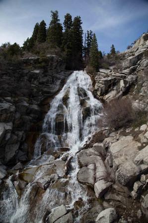 Horse Tail Falls, Alpine, Utah