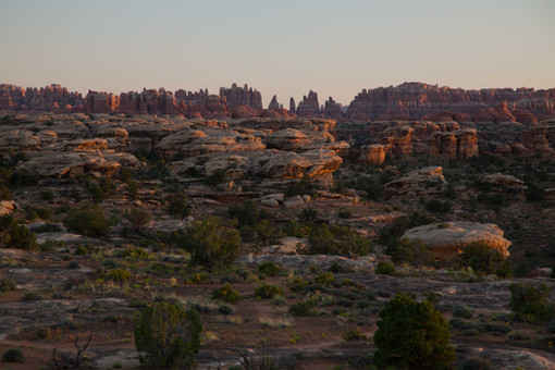 Chesler Park, Needles Section of Canyonlands National Park