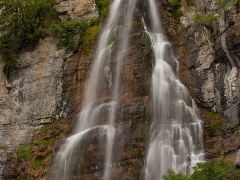 Stewart Falls Hike - A Utah County Favorite