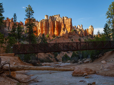 The Coolest Hike in Bryce Canyon - Literally!