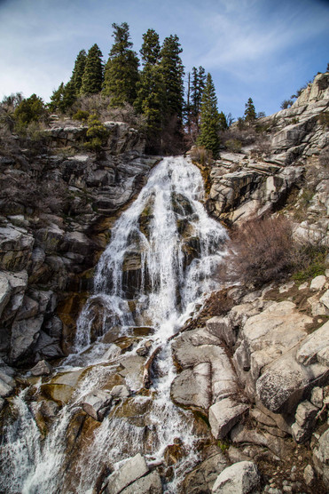 Horse Tail Falls