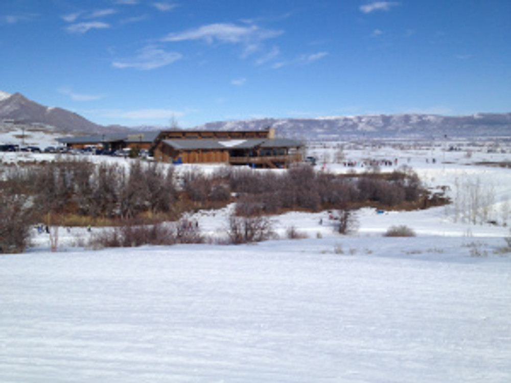 Soldier Hollow Lodge in Midway Utah