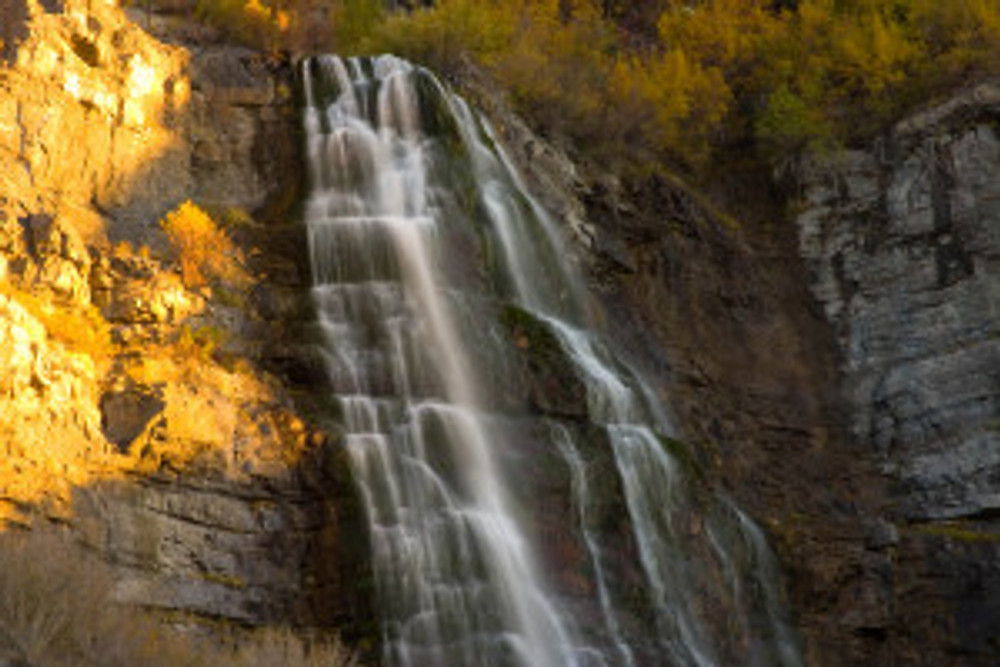 Bridal Veil Falls, Lower Falls