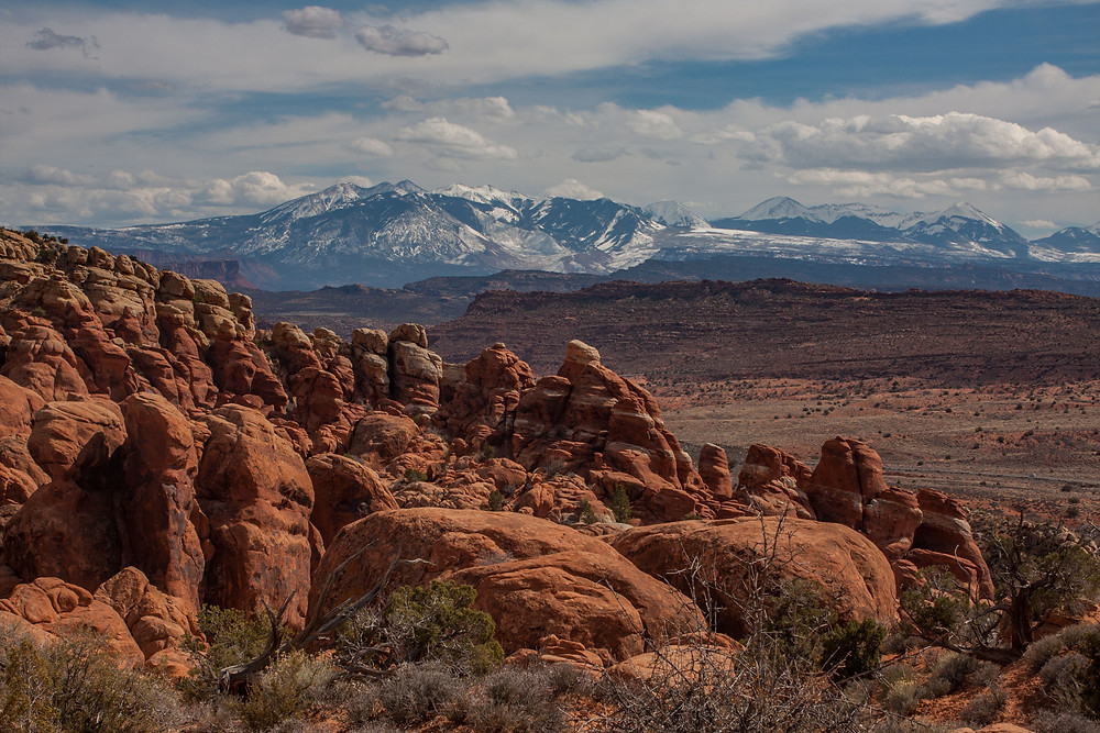 The Fiery Furnace in Arches National Park is one of the best hikes the park has to offer