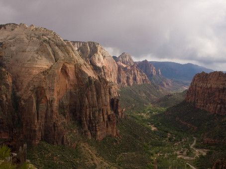 Angels Landing – A must hike in Zion National Park