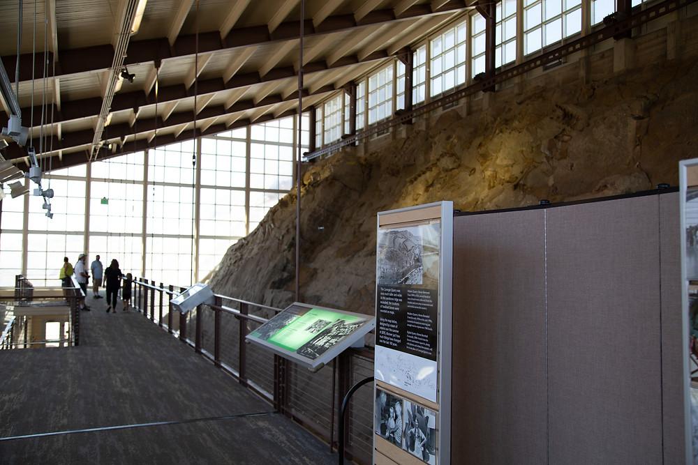 Dinosaur Quarry, Dinosaur National Monument